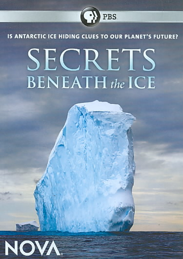 NOVA:SECRETS BENEATH THE ICE BY NOVA (DVD)
