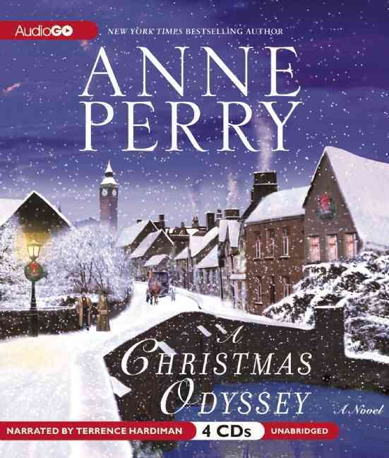 A Christmas Odyssey By Perry, Anne/ Hardiman, Terrence (NRT)